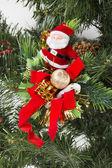 Navidad en el fondo blanco — Foto de Stock