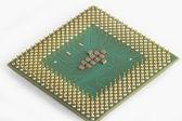 Electronics on the white background — Stock Photo