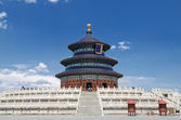 Temple of Heaven in Beijing, China — Stock Photo