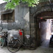 Stock Photo: Old Beijing Hutong