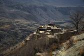 Village of Jhong, Muktinath District, Nepal — Stock Photo