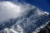 Mount Nilgiri North 7061m — Stock Photo