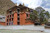 Labrang Monastery in Xiahe, China — Stock Photo