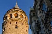 Torre de gálata — Foto de Stock