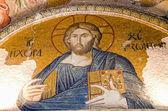 Jesus Christus-Mosaik in der Chora-Kirche — Stockfoto