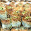 Baklava dessert closeup - Stock Photo