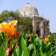 Stock Photo: Lodi Gardens, New Delhi, India