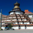 Photo: Gyantse Kumbum in Tibet