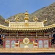 Stock Photo: Buddhist Labrang Monastery