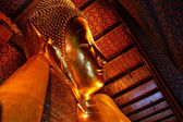 Big Buddha in Wat Pho — Stock Photo