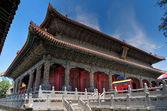 Main Building of Confucius Temple in Qufu — Stock Photo