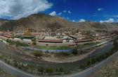 Tibetan Labrang Monastery — Stock Photo