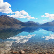 Lake Wakatipu, New Zealand — Stock Photo