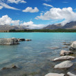 Lake Tekapo, New Zealand — Stock Photo