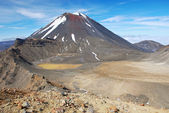 Mount Ngauruhoe — Stock Photo