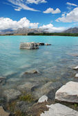 Lake Tekapo, New Zealand — Photo