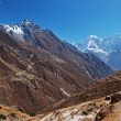 Stock Photo: Khumbu region, Nepal