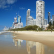 Stock Photo: Surfers Paradise beach