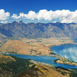 Queenstown and Remarkables, New Zealand — Stock Photo #12805504