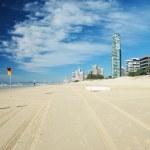 Surfers Paradise beach — Stock Photo #12806827
