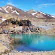 Tongariro national park — Stockfoto