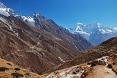 Khumbu region, Nepal — Stock Photo