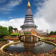 Napamaytanidol Chedi - Stock Photo