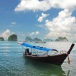 Explore Thailand on Dragon boat — Stockfoto