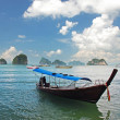 Explore Thailand on Dragon boat — Foto de Stock