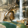 Vernal Falls — Stock Photo