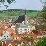 Cesky Krumlov, Czech republic — Stock Photo #13122767