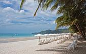 Koh Samui beach — Stock Photo