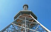 Petrin tower — Stock Photo