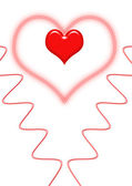 Valentine — Stockfoto