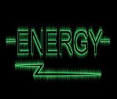 Energy — Stock Photo