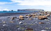 Южном побережье Исландии — Стоковое фото