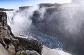 Dettifoss waterfall, Iceland — Stock Photo