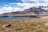Mountain landscape, Iceland — Stock Photo