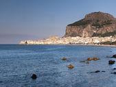 Old city Cefalu, Sicily — Stock Photo