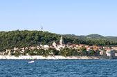 Croatian island of Korcula — Stock Photo