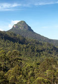 Adam's Peak, Sri Pada — Stock Photo