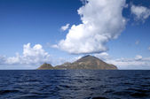 Filicudi, one of Aeolian islands — Stock Photo