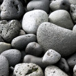 Stock Photo: Black lavpebbles