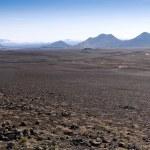Volcanic landscape, Iceland — Stock Photo #26675975