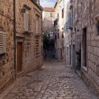 Stock Photo: Street in old town