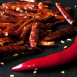 Red chili peppers — Stock Photo #35841153
