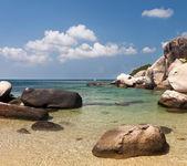 Stones and sea, Thailand — Stock Photo