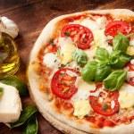 Italian Pizza — Stock Photo #25950851