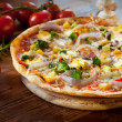 Vegetarian Pizza — Stock Photo #29196317
