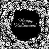 Feliz halloween! — Vector de stock